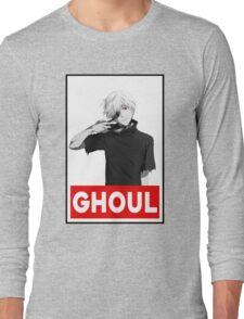 Ken Kaneki Long Sleeve T-Shirt