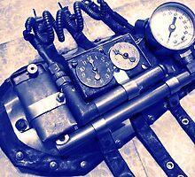 Steampunk Gauntlet 2.1 by PiscesAngel17