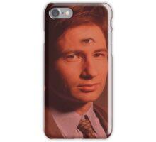Mulder third eye  iPhone Case/Skin