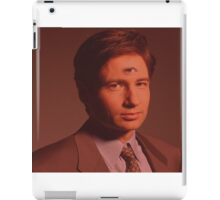 Mulder third eye  iPad Case/Skin