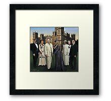 Downton LV-426 Framed Print