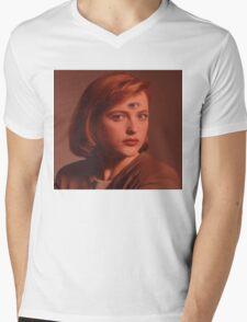 Scully Third Eye Mens V-Neck T-Shirt