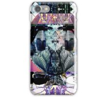 Incredible Master of Illussion with Degrading Mirrors. iPhone Case/Skin