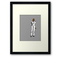 Chewy Business Framed Print