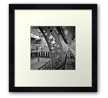 Moseley Road Baths Framed Print