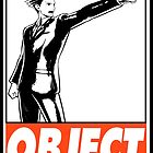 Phoenix Wright Object Obey Design by SquallAndSeifer