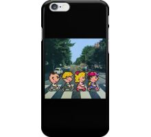 Ness' Road iPhone Case/Skin