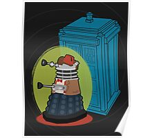 Daleks in Disguise - Eleventh Doctor Poster