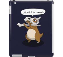 I found This Humerus iPad Case/Skin