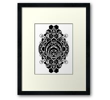 Sacred Bass Framed Print