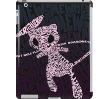 POKEMON MEW made out of its moves! iPad Case/Skin