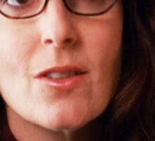 Liz Lemon: I want to go to there Sticker