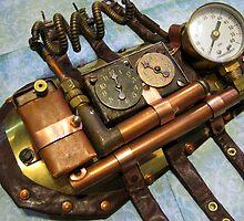 Steampunk Gauntlet 2.2 by PiscesAngel17