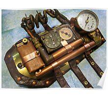 Steampunk Gauntlet 2.2 Poster