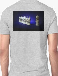 Chess Pieces - (for the rebel in all of us) Unisex T-Shirt