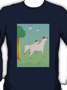 Mommy dog and Sonny T-Shirt