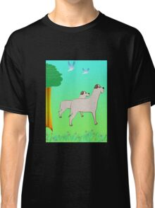 Mommy dog and Sonny Classic T-Shirt
