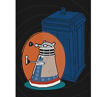 Daleks in Disguise - Tenth Doctor Photographic Print