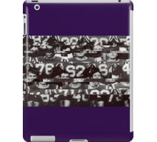 Football: We Are the Champions, My Friends. VividScene iPad Case/Skin