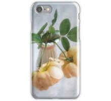 """Lovely Yellow  """"Jude the Obscure"""" English Roses iPhone Case/Skin"""