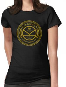 Kingsman the tailors  Womens Fitted T-Shirt