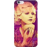 Platinum Harlow iPhone Case/Skin