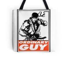 Ryu Ordinary Guy Obey Design Tote Bag