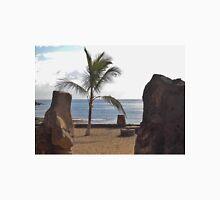 Beach And Rocks, Canary Islands Unisex T-Shirt