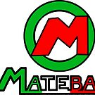 Logo from the defunct Italian gun company, Mateba by Hedrin