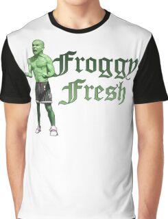 Froggy Fresh Graphic T-Shirt