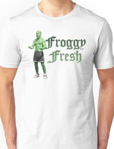 Froggy Fresh Unisex T-Shirt
