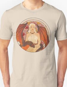 Nouveau Fire Unisex T-Shirt