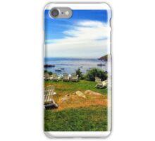 Monhegan Island, Maine iPhone Case/Skin