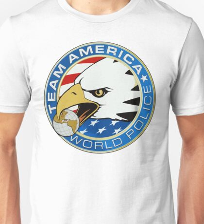Team America Unisex T-Shirt
