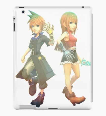 World Of Final Fantasy iPad Case/Skin