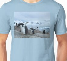 In a Flap Unisex T-Shirt