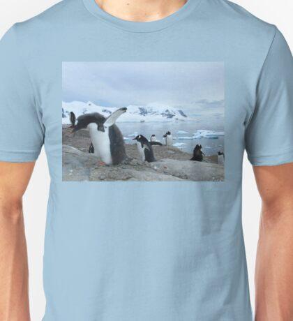 In a Flap Unisex T-Shirt
