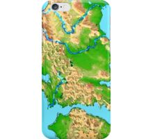 Physical Greece iPhone Case/Skin