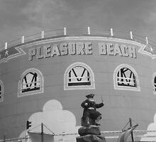 Great Yarmouth Pleasure Beach by WalkerboyUK