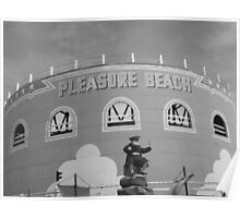 Great Yarmouth Pleasure Beach Poster