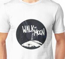Walk the Moon Album Art Custom Painting on Vinyl Record Unisex T-Shirt