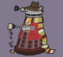 Daleks in Disguise - Fourth Doctor Kids Clothes