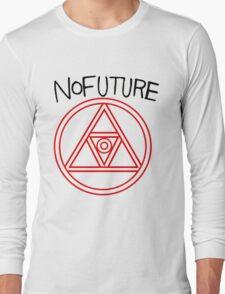 man with the magic eye Long Sleeve T-Shirt