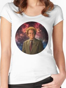 Steve Brule Women's Fitted Scoop T-Shirt