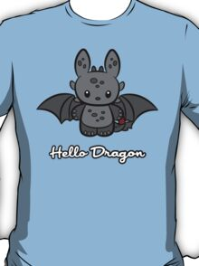Hello Dragon T-Shirt