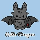 Hello Dragon by Stephanie Jayne Whitcomb