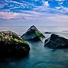 Ashbridges Bay Toronto Canada Sunrise No 11 by Brian Carson