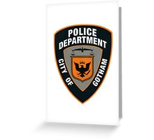 GCPD Greeting Card