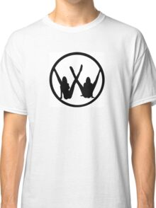 VW leg girls black design Classic T-Shirt