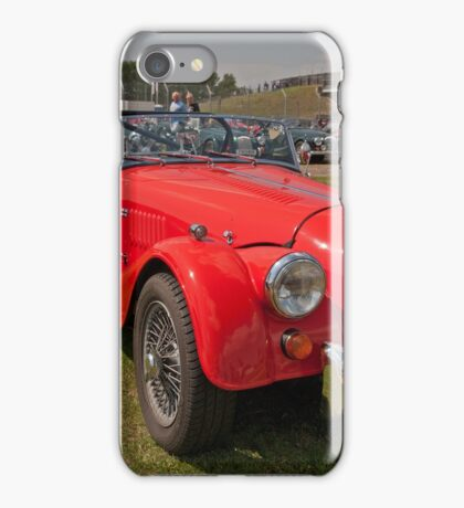 Morgan Sports 1986 1597cc iPhone Case/Skin